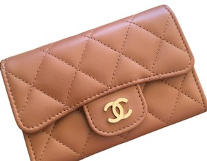Chanel Chanel Lambskin Card Case