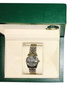 Rolex 31 MM Unisex Datejust Diamond Jubilee