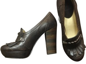 Frye Brown Pumps