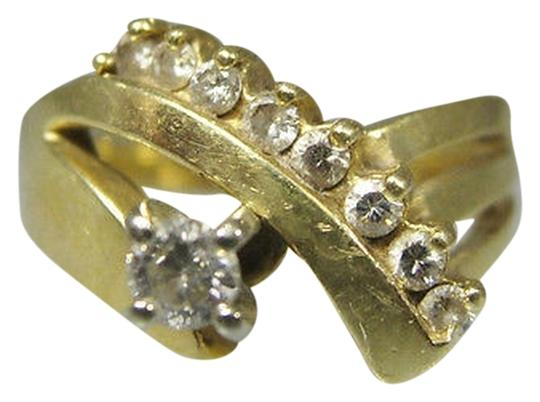 Preload https://item3.tradesy.com/images/14k-yellow-gold-diamond-ladies-ring-size-65-2069477-0-0.jpg?width=440&height=440