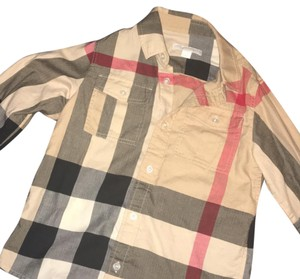 Burberry Top New Classic Check