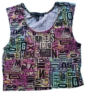Living Doll Top Multi