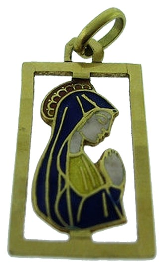 Preload https://item4.tradesy.com/images/14k-yellow-gold-mary-mother-of-jesus-pendant-charm-necklace-christian-christ-2069533-0-0.jpg?width=440&height=440