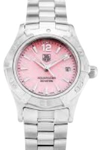 TAG Heuer pink face