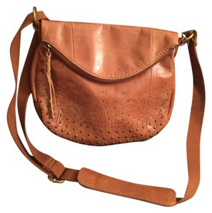 The Sak Sak Leather Shoulder Bag