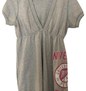 Gray Maxi Dress by PINK