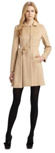 RED Valentino Valentino Red Bow Beige Trench Coat