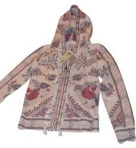 Lucky Brand New With Tags Size Medium Hoodie Boho Jacket