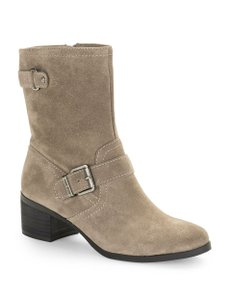 Anne Klein Taupe Boots