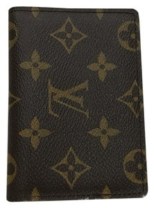 Louis Vuitton Louis Vuitton monogram ID wallet