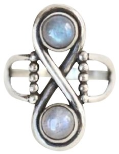 PAMELA LOVE Pamela Love Sterling Silver Moonstone Ring