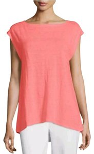 Eileen Fisher T Shirt Watermelon pink