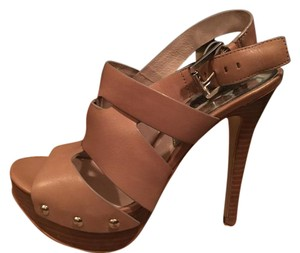 Michael Kors Studded Strappy nude Sandals
