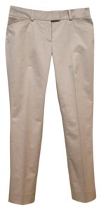 Brooks Brothers Business Causal Pick-stitching Natalie Resort Ankle Pants