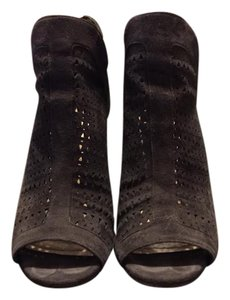 Vince Camuto Perforated Graystone Boots