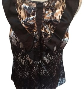 BCBGeneration Top black and white