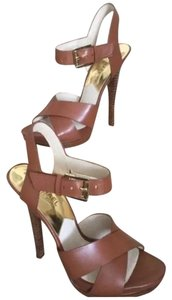 Oksana Brown Wedges
