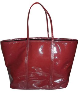 Ann Taylor LOFT Tote in RED