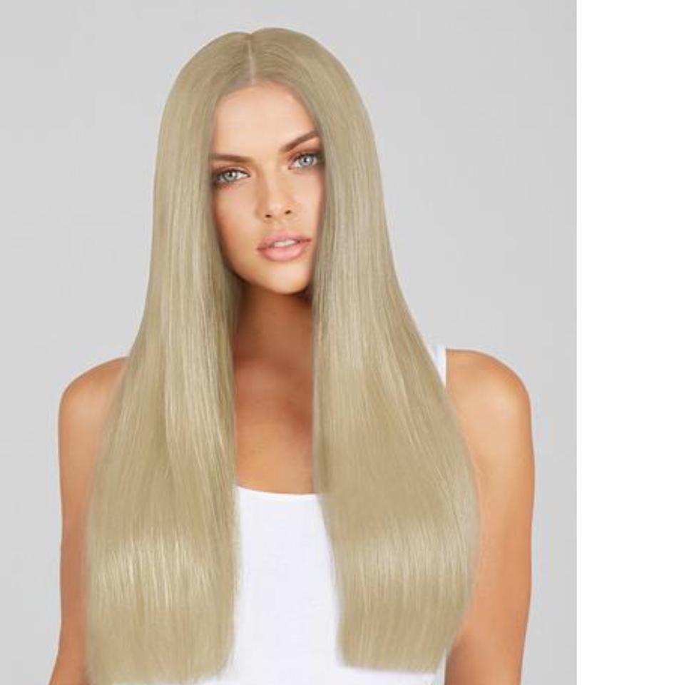 Platinum Blonde Extensions Hair Accessory Tradesy