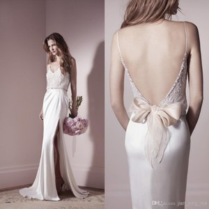 Lihi Hod Lihi Hod Diarhuna White Top (mm2254) Wedding Dress
