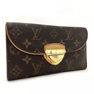 Louis Vuitton Louis Vuitton Monogram Porte Feuille Eugenie Long Bifold Wallet