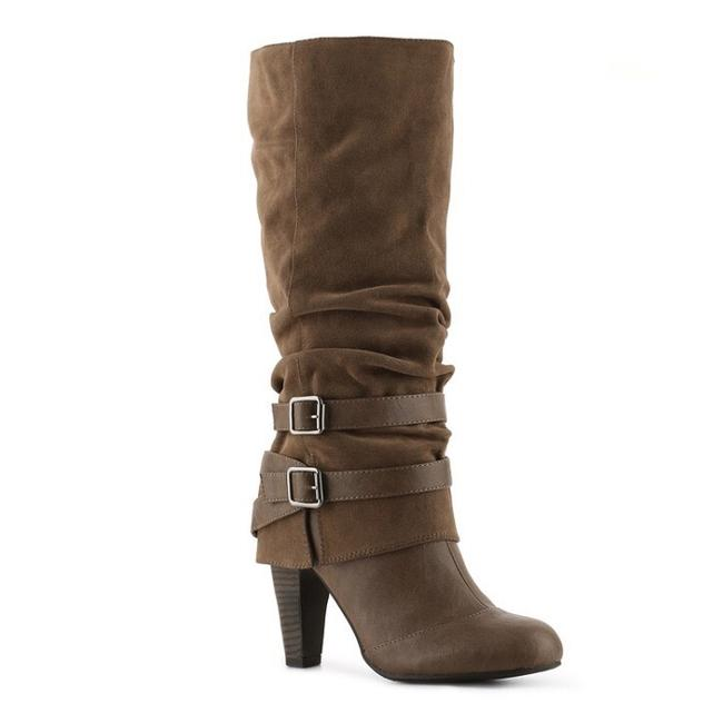 Item - Taupe Cruel Boots/Booties Size US 8.5 Regular (M, B)