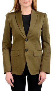 Dsquared2 Dark Green Blazer