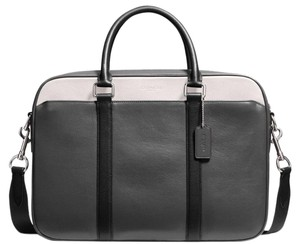 Coach Colorblock Smooth Leather Perry F56018 Laptop Bag