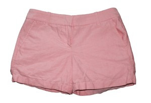 J.Crew Chino Preppy Summer Shorts Pink