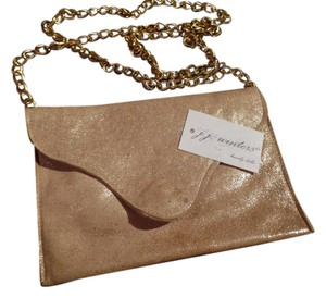 JJ Winters Miley Leather Evening Jj Cross Body Bag