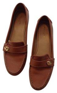 Coach Loafers Driving Loafers Flash Loafers Loafers Camel Flats