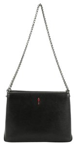 Christian Louboutin Triloubi Leather Shoulder Bag