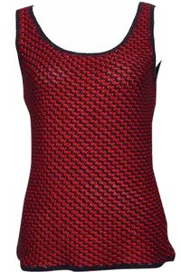 Dana Buchman Top Red
