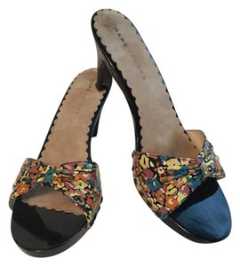Marc Jacobs Slip- Multicolored Mules