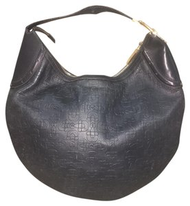 Gucci Large Leather Hobo Bag