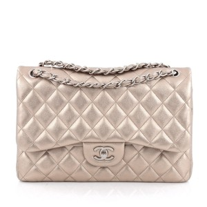 Chanel Flap Lambskin Shoulder Bag