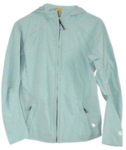 Mountain Hardwear Blue/Green Jacket