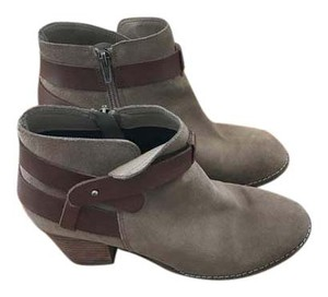 Dolce Vita Dv By Suede Grey Taupe Boots