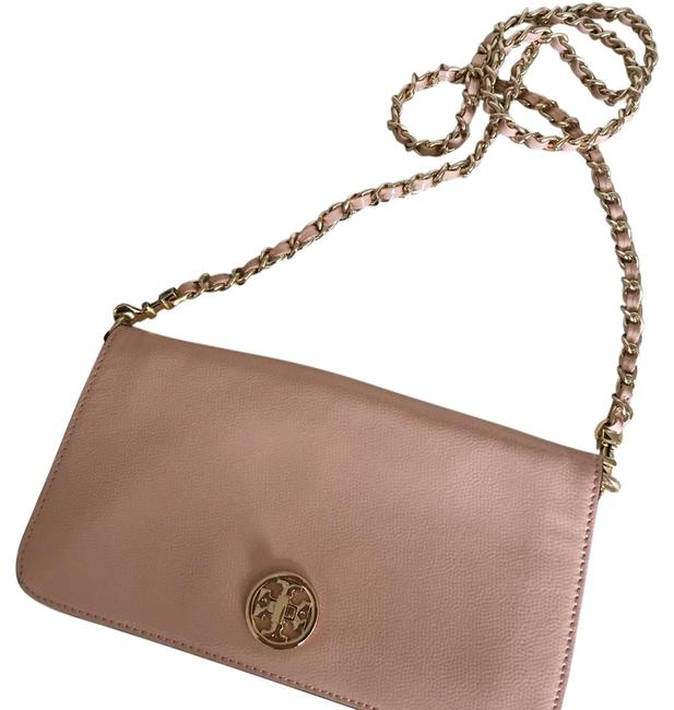 Item - Robinson Unsure Of Style Name Possibly Robinson. Light Oak Which Is A Nude Blush Shade. Patent Leather Cross Body Bag