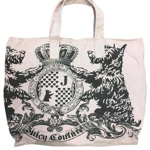 Juicy Couture Tote in blush