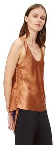 Helmut Lang Top Copper