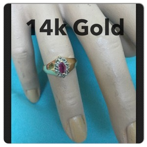 Real 14k Gold Ring