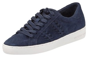 Michael Kors Sneakers Blue Comfortable Lace-up Front NAVY Athletic
