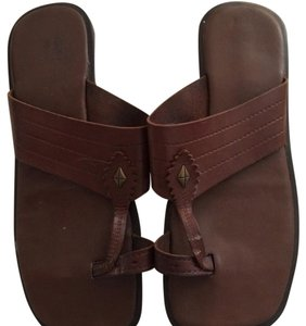 Montego Bay Club brown Sandals