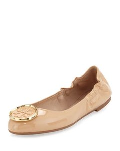 Tory Burch New In Box nude Flats