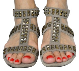 Joie Taupe Sandals