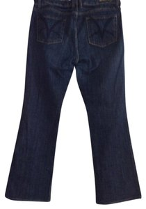 KUT from the Kloth Boot Cut Jeans-Dark Rinse
