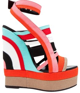 Pierre Hardy Multi color Wedges