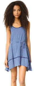 Young Fabulous & Broke Casual Yfb Clothing Geometric Print Dress