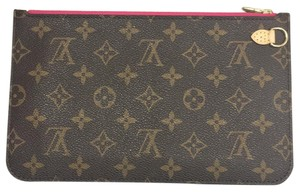 Louis Vuitton Louis Vuitton Neverfull Monogram Pouch